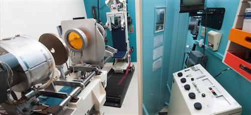 Crocker Nuclear Laboratory Treatment Room